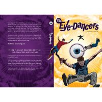 The Eye-Dancers Cover, flat file