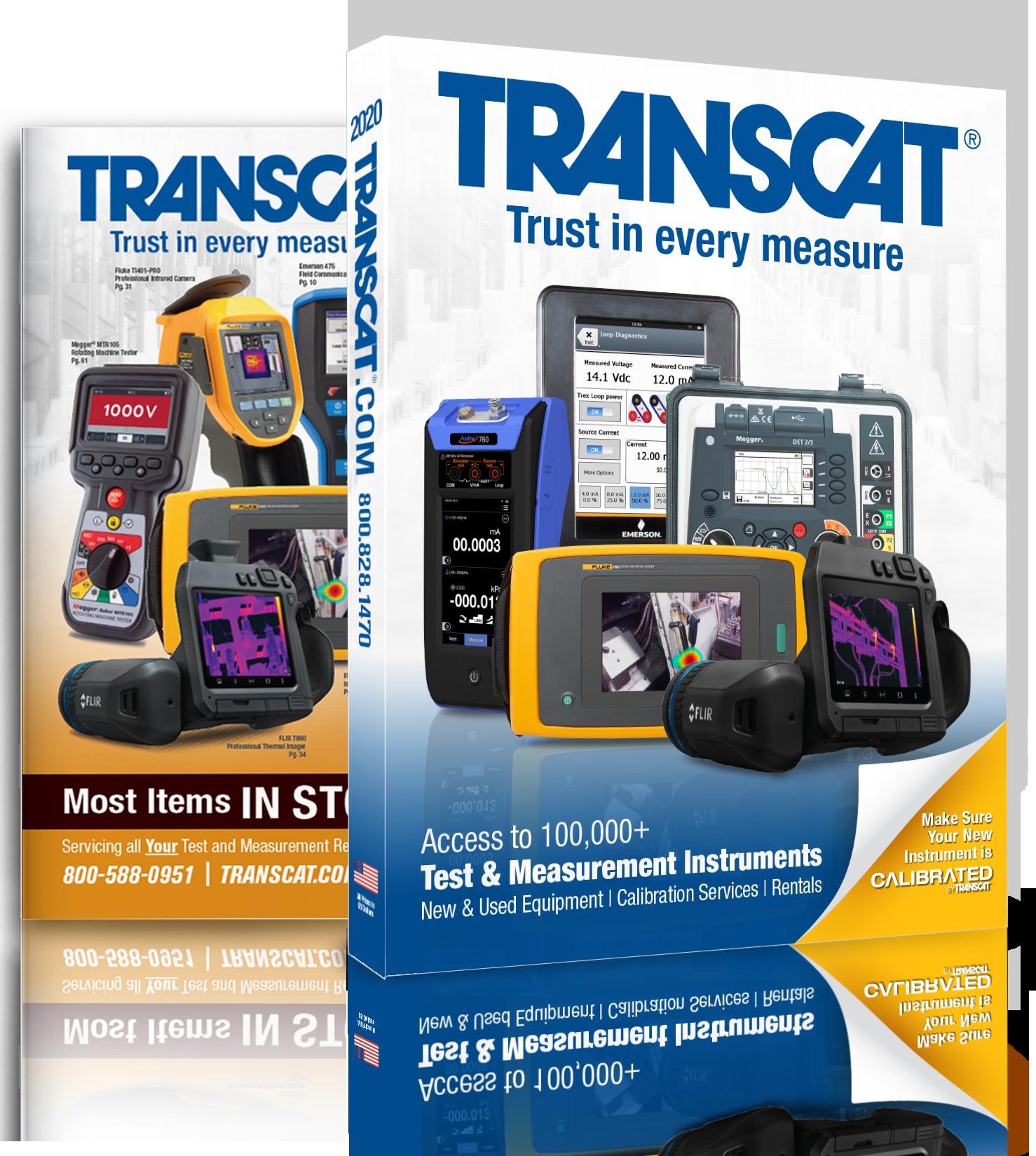 Transcat Distribution Catalogs