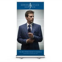 Adrain Jules Pop-up banner