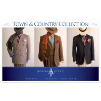 Adrian Jules Town & Country Banner