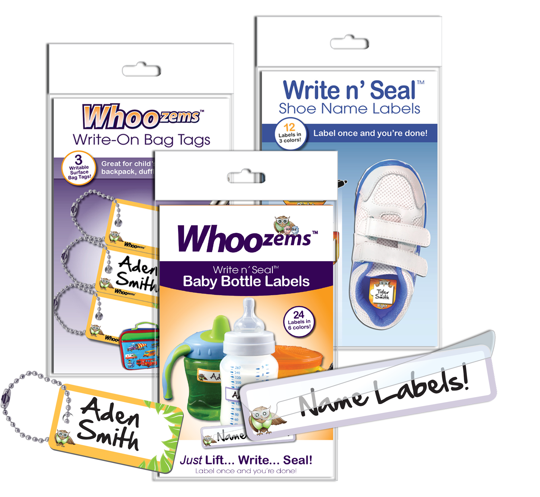 Whoozems Label Products
